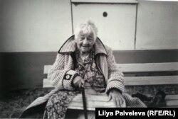 Г.Н. Гоголева, бывшая заключенная. Работала в больнице в одно время с Варламом Шаламовым. Фото Э. Гатауллина