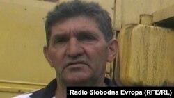 """Перо Стојкоски од регионалниот земјоделски сојуз """"Клас"""" од Прилеп."""