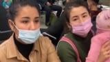 """Акс аз навори ТВ """"Настоящее Время"""""""