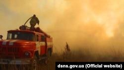ДСНС повідомило про 15 491 випадок загорянь від початку року