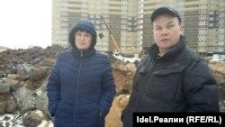 Ирина Петрова и Владимир Степанов