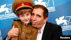 محسن مخملباف در جشنواره ونیز