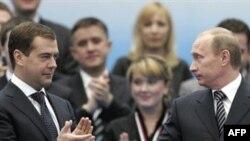 Putin räis bulırğa rizalıq birde