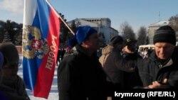 Празднование Нового года в Керчи, Крым