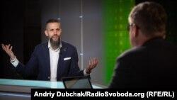 Максим Нефьодов у «Суботньому інтерв'ю»
