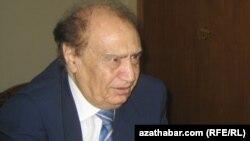 Türkmenistanyň öňki nebit-gaz ministri Nazar Söýünow