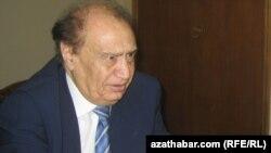 Türkmenistanyň ilkinji nebit-gaz ministri Nazar Soýünow