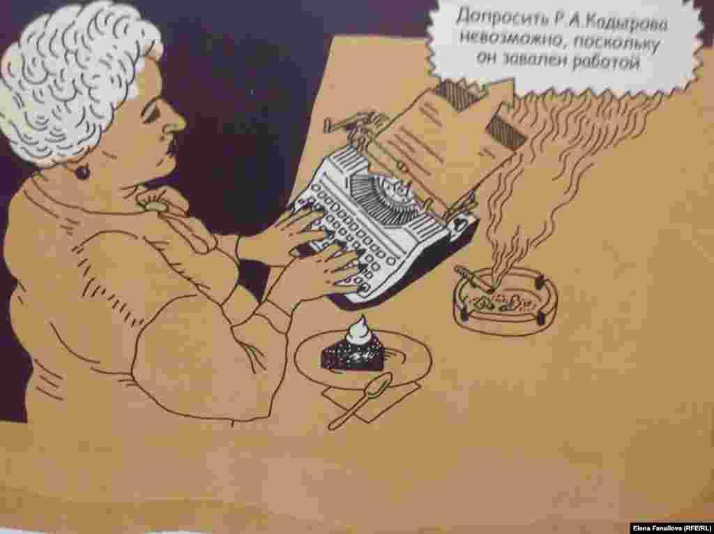 Кадырова нельзя привлечь к расследованию. Ни к делу Эстемировой, ни к другим делам