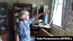 Антонина Ивановна в своей квартире