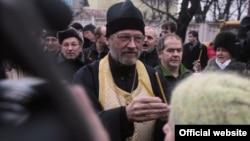 Молебен за Юлию Тимошенко в Харькове
