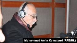 فاروق بشر: افغانستان تنها به مشکل داخلی رو برو نیست.