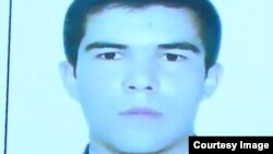Tajikistan, Mehrovar Maqsudov. a soldier beaten by his friends,24March2016