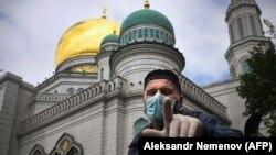Мәскәү Җәмигъ мәчете