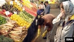 بازار خوراکیها و آشامیدنیها در ایران به ثبات نسبی رسیدهاست