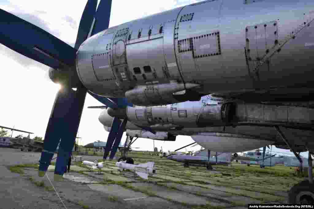 В авіаційному музеї при Луганському авіаремонтному заводі