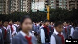 Маладыя піянэры ў Шанхаі