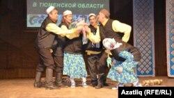 """""""Тамаша"""" этнографик коллективы чыгыш ясый"""