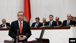 Թուրքիայի նախագահ Ռեջեփ Էրդողան