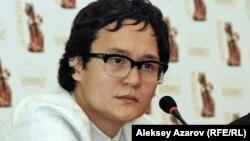 Режиссер Әмір Байғазин. Алматы, 16 қыркүйек 2013 жыл.