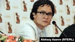 Казахстанский режиссер Эмир Байгазин.