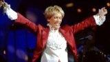 Певица Ирина Богушевская
