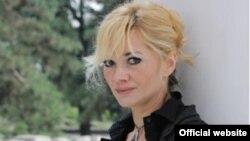 Актерката Билјана Беличанец Алексиќ.