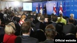 პრემიერ-მინისტრის გამოსვლა ამბასადორიალზე