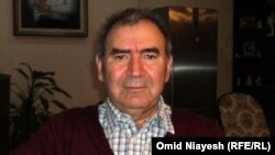 جمیل حسنلی، نویسنده کتاب «در سپیدهدم جنگ سرد: بحران آمریکا-شوروی بر سر آذربایجان ایران»