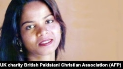 Asia Bibi was on death row for more than eight years after being convicted of blasphemy. (file photo)
