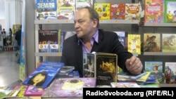 Польський письменник Януш Леон Вишневський, Київ, 28 травня 2013 року