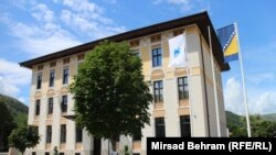 Zgrada Gradskog vijeća Mostara, ilustrativna fotografija