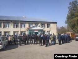 Село Чым-Коргон. 12-марта 2020 г.