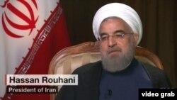 حسن روحانی که برای شرکت در مجمع عمومی سازمان ملل به نیویورک سفر کرده، با کریستین امانپور و شبکه خبری سیانان گفتوگو کرده است.