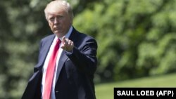 Presidenti amerikan, Donald Trump