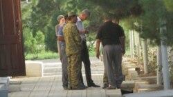 """Aşgabat: Baýramçylygyň öňüsyrasyndaky """"arassalaýyş"""""""