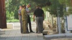 Aşgabat: Mir etrapçasynda hitrowkalylaryň gatnaşmagynda uruş-dawa boldy