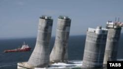 Россия обвинила иностранных партнеров в загрязнении моря при нефте- и газодобыче