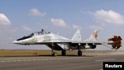 МИГ-29 на вооружении Беларуси
