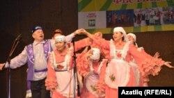 Төмән татарлары III фольклор фестиваленә җыелды