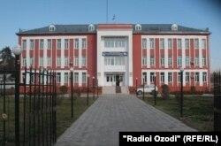Бинои ҳукумати ноҳияи Панҷ.