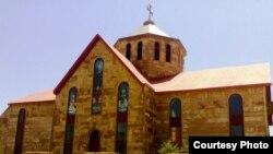 كنيسة الأرمن الأرثودوكس في دهوك