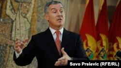 Milo Đukanović govori o prvih sto dana svog premijerskog mandata, 18. mart 2013.