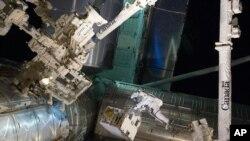 Меѓународната вселенска станица