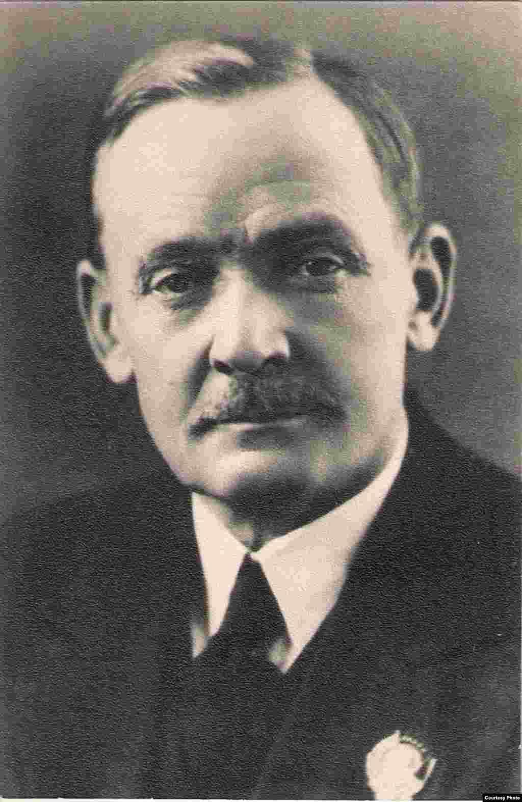 Янка Купала. 1939 г. З фондаў БДАМЛМ