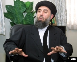 د حزب اسلامي مشر ګلبدین حکمتیار