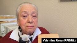 Nadejda Brânzan (29 august 1948 – 25 mai 2020)