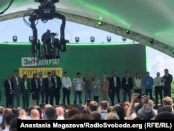 Перша двадцятка списку партії «Слуга народу»