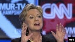 Hillari Klinton namizədlik müsabiqəsinin birinci mərhələsində üçüncü yerdədir