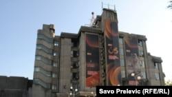 Zgrada Radio televizije Crne Gore