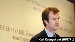 مایکل مان، سخنگوی مسئول سیاست خارجی اتحادیه اروپا